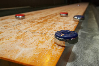 SOLO® Shuffleboard Movers Glendale, Arizona.